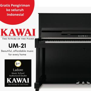 Harga kawai um21 upright piano kawai um 21 um 21 authorized dealer resmi     HARGALOKA.COM