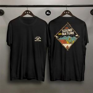 Harga tp kaos distro pria sound off na xl t shirt pria baju pria atasan | HARGALOKA.COM