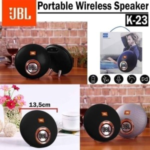 Harga speaker bluetooth jbl k23 portable wireless speaker k 23 | HARGALOKA.COM