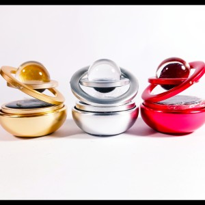 Harga terlaris  rotating solar double ring parfum pengharum ruangan mobil     HARGALOKA.COM