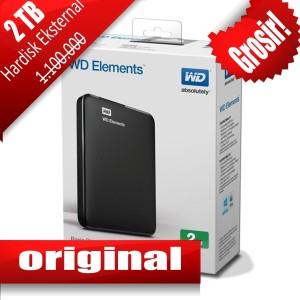 Harga hardisk external 2tb wd | HARGALOKA.COM
