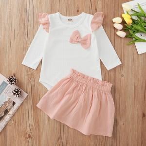 Harga baju setelan romper bayi anak perempuan import premium   venice | HARGALOKA.COM