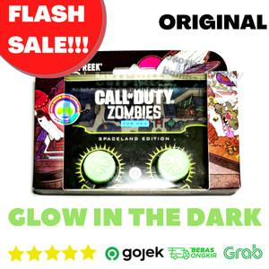 Harga original kontrol freek cod zombies glow in dark ps4 ps5 thumb | HARGALOKA.COM