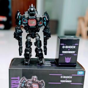 Harga casio g shock dw5600 transformer master nemesis   HARGALOKA.COM
