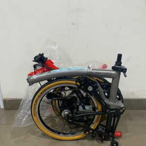 Harga sepeda brompton bike chpt3 v3 s6l new ready limited edition | HARGALOKA.COM