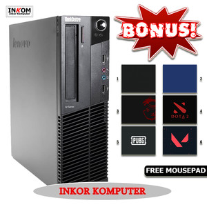 Harga pc komputer built up lenovo thinkcentre m81 core i5 free | HARGALOKA.COM
