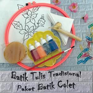 Harga alat batik batik tradisional seni budaya batik   HARGALOKA.COM