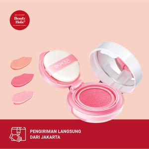 Harga bioaqua blush on cushion smooth muscle flawless blush on bioaqua | HARGALOKA.COM