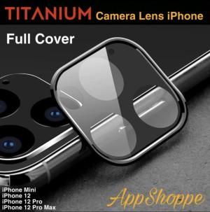 Harga kamera lens full cover protection protector titanium iphone 12 | HARGALOKA.COM