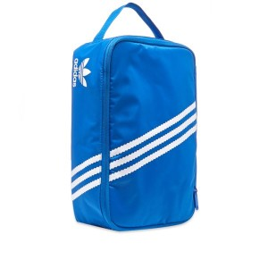 Harga tas sepatu shoebox sneaker bag adidas biru original bnwt | HARGALOKA.COM