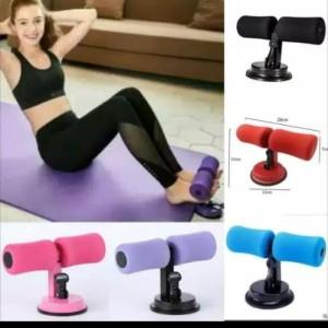 Harga alat bantu sit up olahraga penahan kaki pengecil perut situp fitness | HARGALOKA.COM