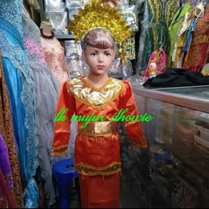 Harga baju padang anak baju adat padang sunting baju adat | HARGALOKA.COM