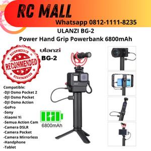 Harga ulanzi bg 2 power bank dji osmo pocket action camera gopro   HARGALOKA.COM