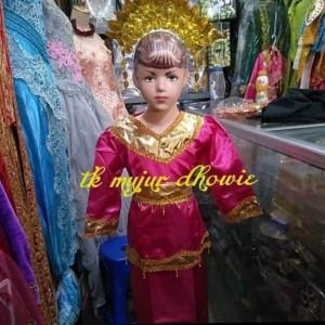 Harga baju padang sunting sd   smp baju adat padang baju adat | HARGALOKA.COM