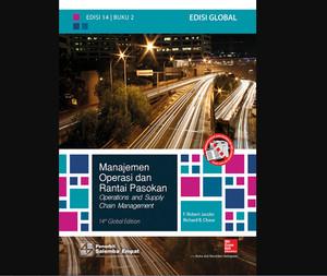 Harga manajemen operasi dan rantai pasokan buku 2 edisi 14 | HARGALOKA.COM