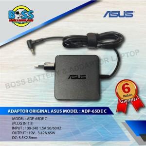 Harga adaptor original for asus x401a x402c 19v 3 42a 65w dc 5 5x2 | HARGALOKA.COM
