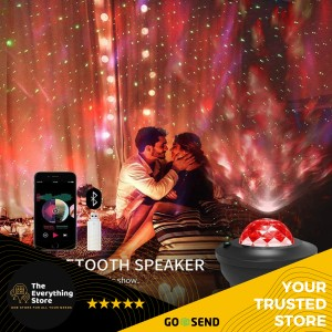Harga galactovibes projector the original galaxy | HARGALOKA.COM