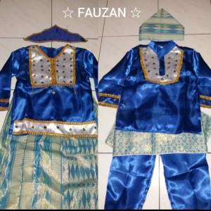 Harga baju bangka belitung pakaian adat bangka belitung sma   | HARGALOKA.COM