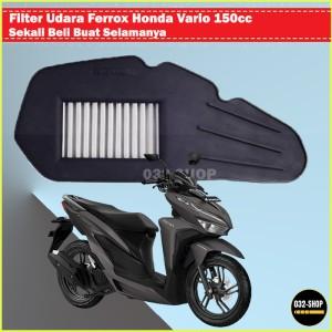Harga filter udara ferrox honda vario 150   HARGALOKA.COM
