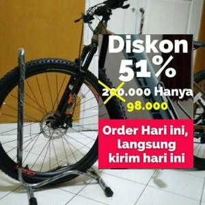 Harga pedok paddock sepeda mtb selli standar sepeda mtb | HARGALOKA.COM