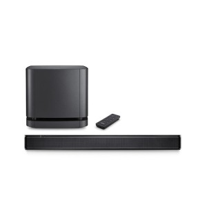 Harga bose tv speaker soundbar with bluetooth and hdmi arc bass module | HARGALOKA.COM