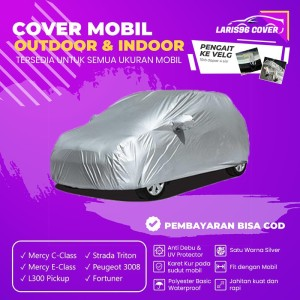 Harga sarung cover selimut mobil mercy c class mercy e class l300 pickup   mercy | HARGALOKA.COM