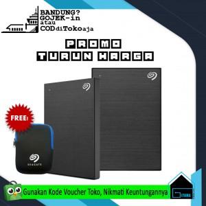 Harga hard disk seagate backup plus slim 1tb 2 5 inch garansi resmi 3 tahun   | HARGALOKA.COM