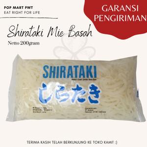 Harga shirataki mie basah mi shirataki matang   HARGALOKA.COM