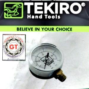 Info Meteran Angin Bertekanan Tekiro Air Pressure Gauge 16 Bar Katalog.or.id