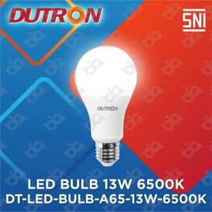 Harga dutron lampu led bulb a65 13 w 6500k | HARGALOKA.COM