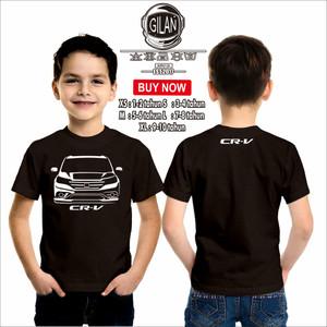 Harga kaos baju anak mobil honda crv cr v gen 4 kaos anak otomotif   gilan   | HARGALOKA.COM