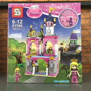 Harga mainan anak perempuan rumah istana princess     HARGALOKA.COM