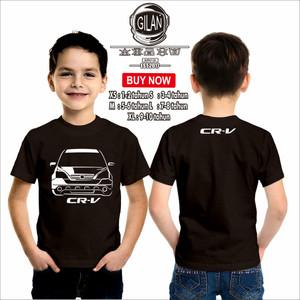 Harga kaos baju anak mobil honda crv cr v gen 3 kaos anak otomotif   gilan   | HARGALOKA.COM
