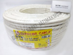 Info Kabel Power Nym 2x2 5 2 X 2 5 2x2 5 Supreme 50meter Katalog.or.id