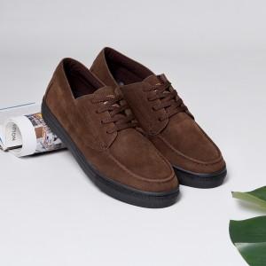 Harga garp brown manneedme x monday sepatu sneakers pria sepatu casual   cokelat   HARGALOKA.COM