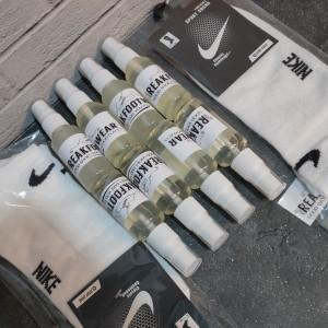 Harga sock nike amp parfum anti bakteri gratis utk yang beli sepatu   HARGALOKA.COM