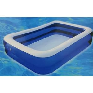 Harga kolam renang anak polos besar kisubo ksb200 gratis kacamata renang     HARGALOKA.COM