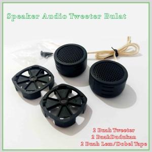 Harga speaker audio tweeter 500 watt pmpo horn mobil panamatic | HARGALOKA.COM