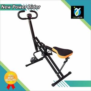 Harga new power rider home squat all in 1 alat olahraga rumah | HARGALOKA.COM