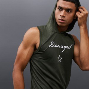 Harga donson hoodie sleeveless tank top damaged | HARGALOKA.COM