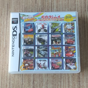 Harga all in one cartridge game cart fit for ds nds ndsl ndsi 2ds 3ds | HARGALOKA.COM