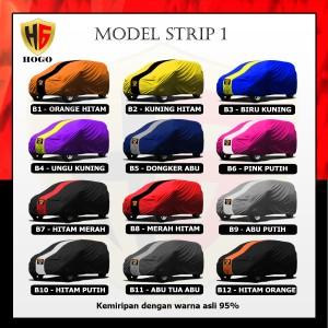 Harga body cover sarung mobil mazda mr90 mr91 mr 90 mr 91   strip 1 model b foto no | HARGALOKA.COM