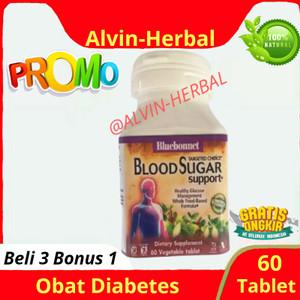 Harga blood sugar support supplement obat diabetes kencing manis kadar | HARGALOKA.COM