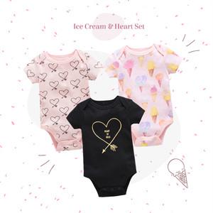 Harga 3 12 bulan jumper baju kodok bayi perempuan impor premium   g0006   6 9 | HARGALOKA.COM