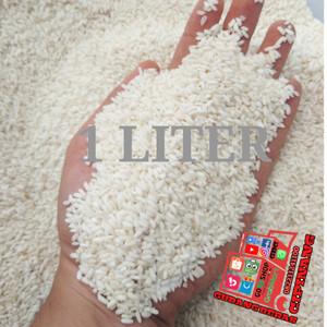 Harga beras ketan putih solo lokal super premium 1 liter | HARGALOKA.COM