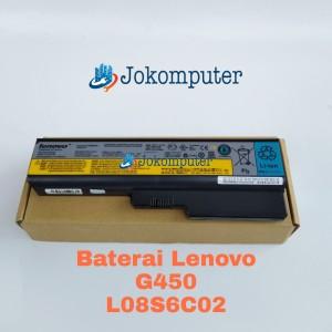 Harga batre baterai batrey batere original laptop lenovo l08s6c02 | HARGALOKA.COM
