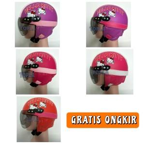 Katalog Helm Anak Dadkids Pink Katalog.or.id