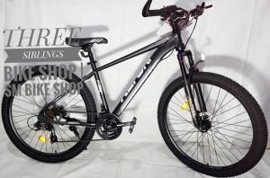 Harga mtb alton mountain bike beast 2 0 27 5 inch black white best | HARGALOKA.COM