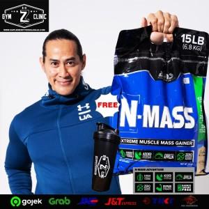 Harga suplemen fitness ans n mass gainer 15 lb   HARGALOKA.COM
