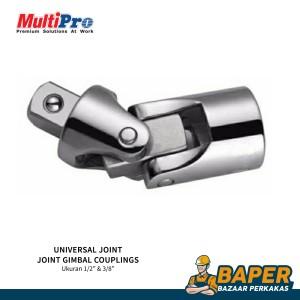 Harga multipro   universal joint 1 2 34   kunci sok sambungan   vanadium | HARGALOKA.COM